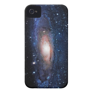 Galaxia de la vía láctea funda para iPhone 4 de Case-Mate