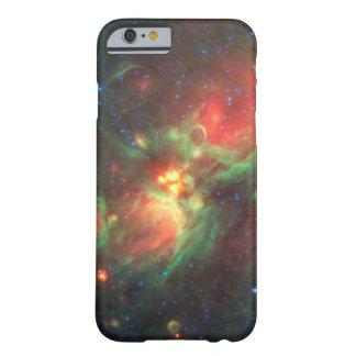 Galaxia de la vía láctea funda para iPhone 6 barely there