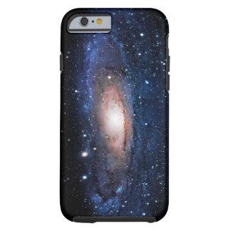 Galaxia de la vía láctea funda para iPhone 6 tough