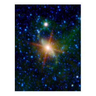 Galaxia de NASAs PIA13942 Postal