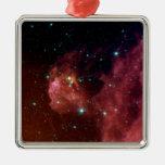 Galaxia de NASAs Sig07-006 Adorno De Navidad