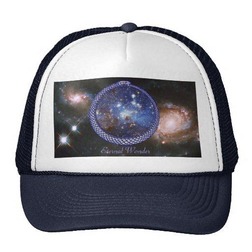 Galaxia de Ouroboros - gorra #1