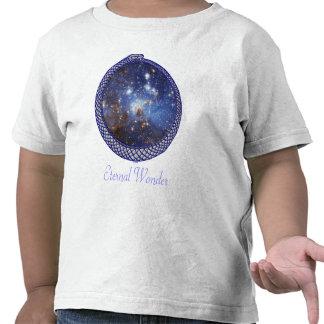 Galaxia de Ouroboros - la camiseta 2 del niño