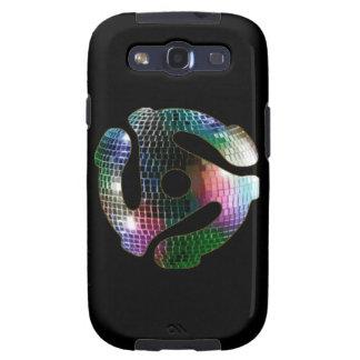 Galaxia de Samsung de la bola de discoteca del Galaxy SIII Coberturas