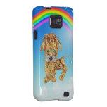 Galaxia de Samsung de la foto y del arco iris de l Samsung Galaxy S2 Carcasa