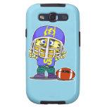 Galaxia de Samsung del fútbol Galaxy S3 Coberturas