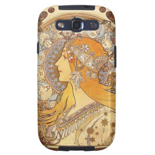 Galaxia de Samsung del zodiaco de Nouveau Alfonso  Galaxy SIII Carcasas