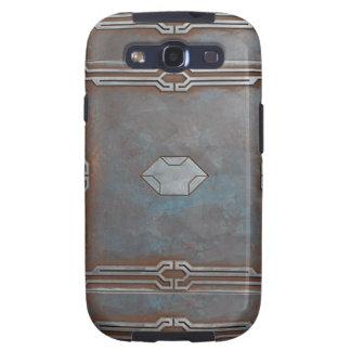 Galaxia de Steampunk/vibrante/Stargate Carcasa Para Galaxy S3