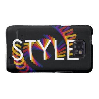 Galaxia de Styletwirl Samsung Galaxy SII Carcasa