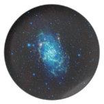 Galaxia de Triangulum Plato De Comida