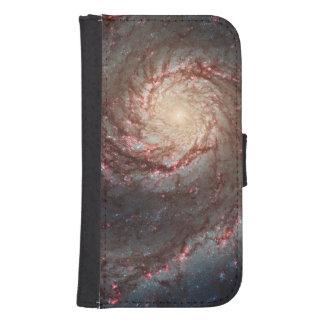 Galaxia de Whirlpool Fundas Cartera De Galaxy S4
