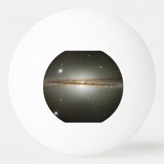 Galaxia deformada pelota de tenis de mesa