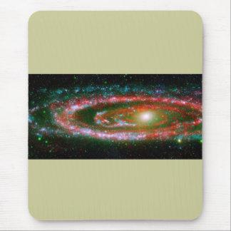Galaxia del Andromeda Alfombrilla De Ratones