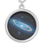 Galaxia del Andromeda Colgante Redondo