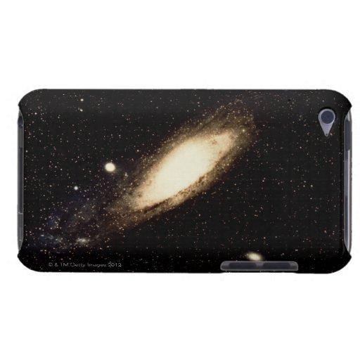 Galaxia del Andromeda Cubierta Para iPod De Barely There