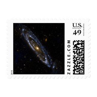GALAXIA del ANDROMEDA (espacio exterior) ~.jpg Timbres Postales