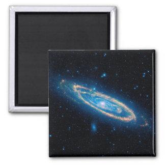 Galaxia del Andromeda Imán Cuadrado