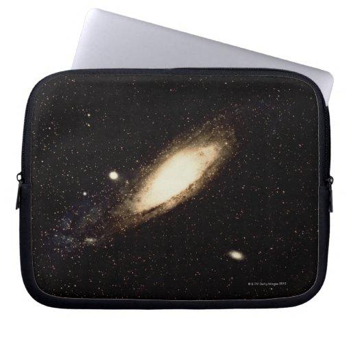 Galaxia del Andromeda Mangas Computadora