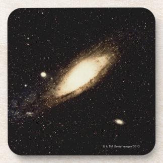 Galaxia del Andromeda Posavasos De Bebida