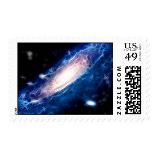 Galaxia del Andromeda Franqueo