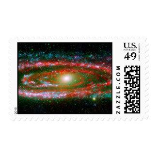 Galaxia del Andromeda Sello
