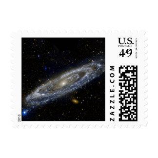 Galaxia del Andromeda Sellos