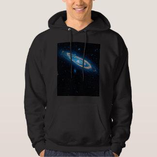 Galaxia del Andromeda Sudadera Encapuchada