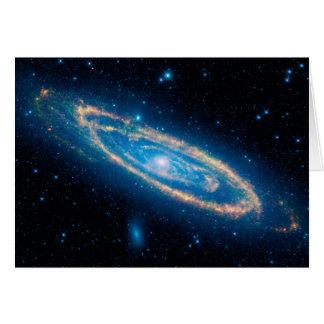 Galaxia del Andromeda Felicitaciones