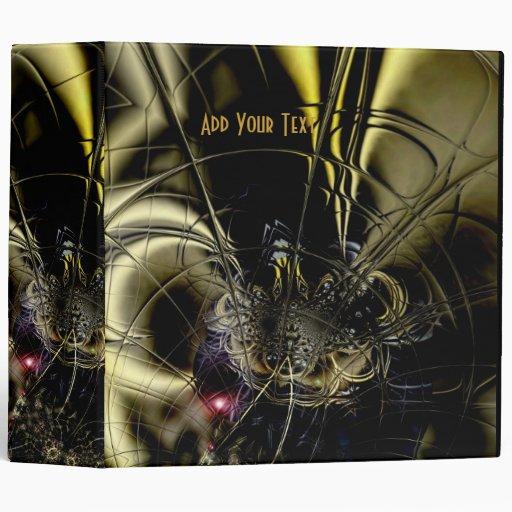 Galaxia del arte abstracto de la carpeta de las