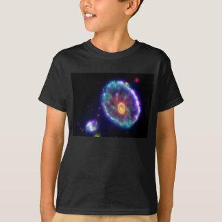 Galaxia del Cartwheel Poleras