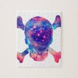 Galaxia del cráneo rompecabezas