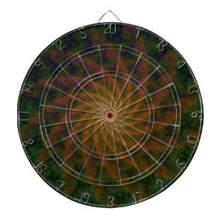 Galaxia del Dartboard de los espirales Tablero De Dardos