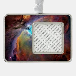 Galaxia del espacio de la nebulosa de Orión Adornos Con Foto