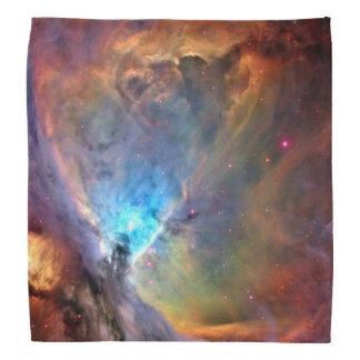 Galaxia del espacio de la nebulosa de Orión Bandanas