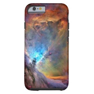 Galaxia del espacio de la nebulosa de Orión Funda De iPhone 6 Tough