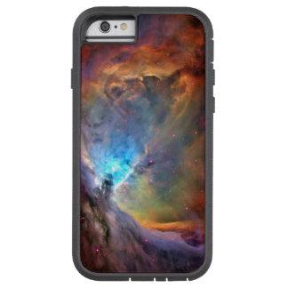 Galaxia del espacio de la nebulosa de Orión Funda Para iPhone 6 Tough Xtreme