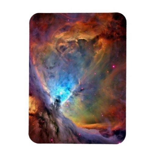 Galaxia del espacio de la nebulosa de Orión Iman Flexible