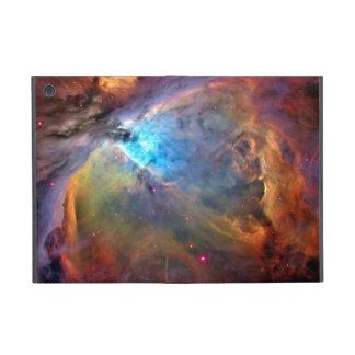 Galaxia del espacio de la nebulosa de Orión iPad Mini Fundas