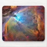 Galaxia del espacio de la nebulosa de Orión Tapetes De Raton