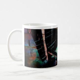 Galaxia del ladrillo taza clásica