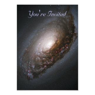 Galaxia del mal de ojo comunicado