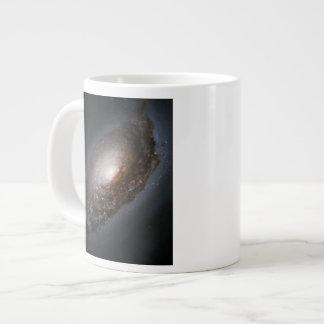 Galaxia del mal de ojo tazas extra grande