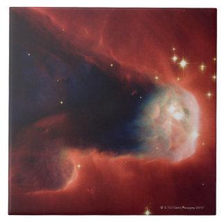 Galaxia del Tadpole Azulejo Cerámica