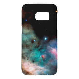 Galaxia del Tadpole del telescopio espacial de Fundas Samsung Galaxy S7