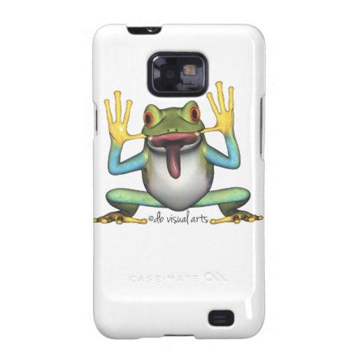 Galaxia divertida S (T-Mobile de Samsung de la Samsung Galaxy S2 Carcasa