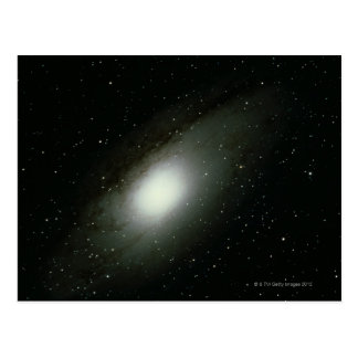 Galaxia en Andromeda Postal