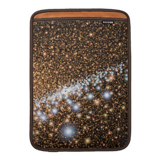 Galaxia en el oro - imagen del espacio de la NASA Funda Para Macbook Air