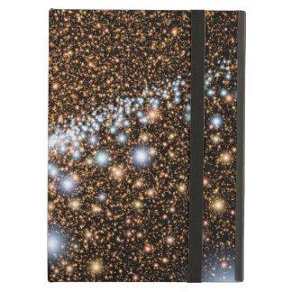 Galaxia en el oro - imagen del espacio de la NASA