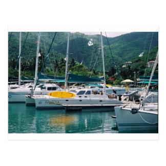 Galaxia en la Isleta-Tortola de la niñera Postales