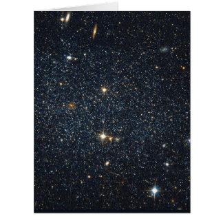 Galaxia enana de Antlia Tarjeta De Felicitación Grande